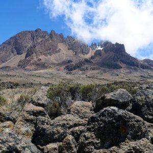 Kilimanjaro Bild Rudi Stangl